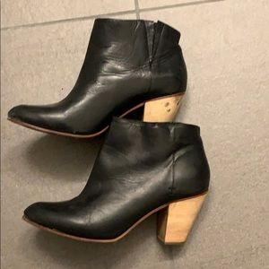 Rachel Comey leather ankle booties